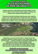 gure alternatiba: Alleri OSORIK berreskuratu