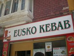 Eusko kebab