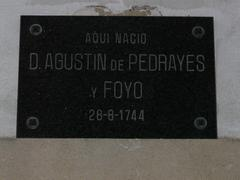 Agustin Pedralles y Foyo (Lastres)