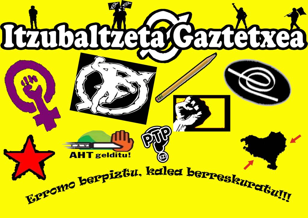 ITZUBALTZETA GAZTETXEA
