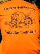 Paresi (Busturia) Goitibeherak 2008 - Kamiseta