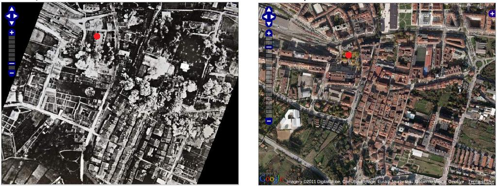 Newly unearthed pictures of war crimes at the Spanish Civil