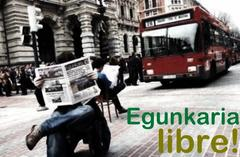 Egunkaria libre!