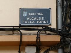 Alcalde  Folla Yordi (A Corua)