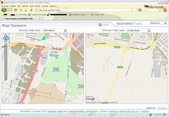 Google Maps vs OSM