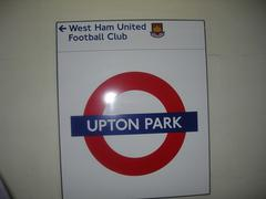 Upton Park West Ham United Football Club
